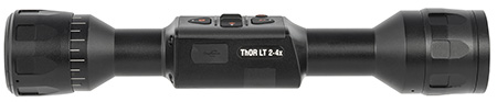 ATN TIWSTLT319X THOR LT 320 Rifle Scope 2-4x 11.60x8.70 Degrees FOV Black