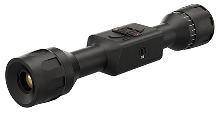 ATN TIWSTLT325X THOR LT 320 Thermal Rifle Scope 3-6x 8.80x6.60 Degrees FOV Black