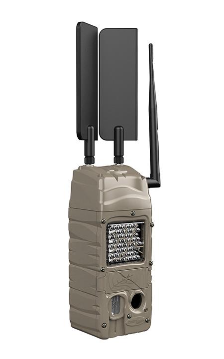 Cuddeback G5109 CuddeLink PowerHouse 20 MP Low-Glow Infrared Brown None