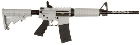 Ruger 8505 AR-556 Autoloading *Exclusive* Semi-Automatic 223 Remington 5.56 NATO 16.1 30+1 6-Position Gray Stk Gray Black in.