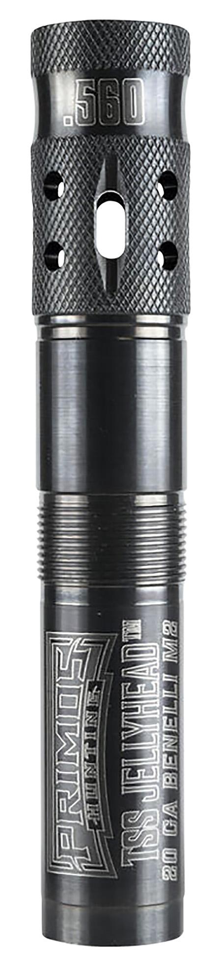 Primos 69420 TSS Jelly Head Benelli M2 20 Gauge Turkey Steel Black