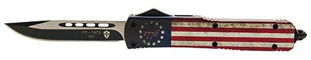Templar Knife MBRF331 Betsy Ross Flag Slim 3.50