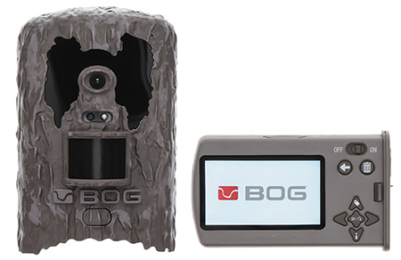 Bog-Pod 1116327 Black Flash Game Camera 18 MP 100 ft Flash Range Camo 3