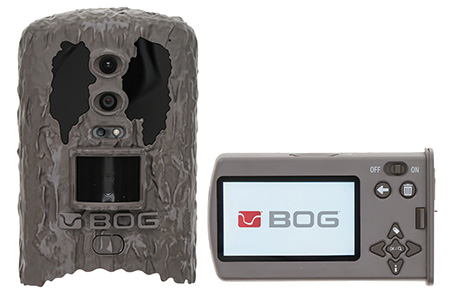 Bog-Pod 1116328 Blood Moon Game Camera 1080p Infrared 120 ft Camo 3
