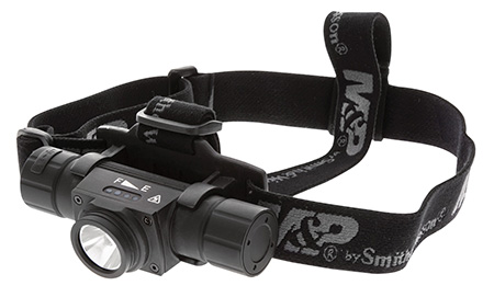 M&P Accessories 1117195 Night Terror Headlamp Black 2000 Lumens