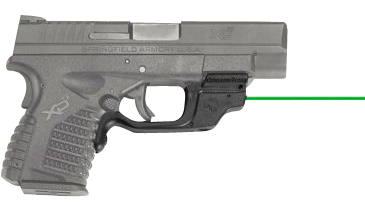 Crimson Trace 0101820 Laserguard Green Laser 5mW S