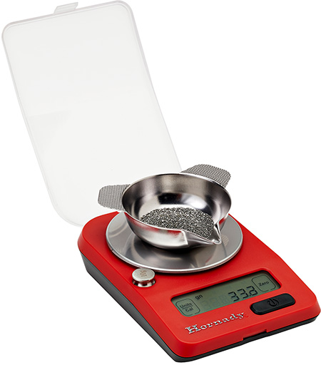 Hornady G3-1500 Electronic Scale, 1500 Grain Capac