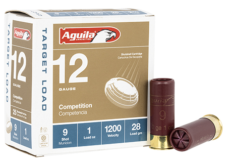 Aguila 1CHB1306 Competition High Velocity 12ga 2.7
