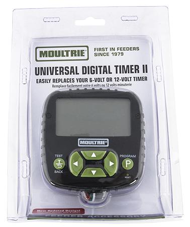 Moultrie MFA13461 Universal Digital Timer II 10 Pr