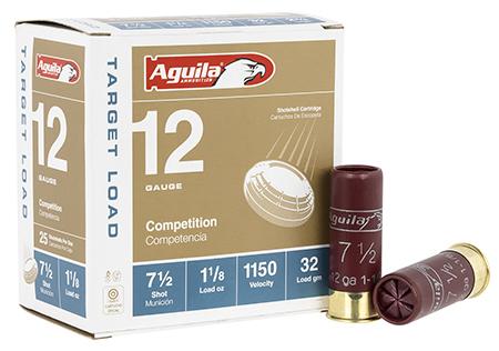 Aguila 1CHB1282 Target Load Standard Velocity 12ga