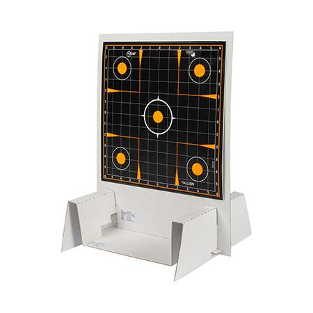 EZ-Aim 15378 EZ-Aim Splash Shooting Kit Paper Sigh
