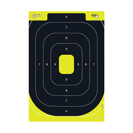 EZ-Aim 15495 EZ-Aim Paper Grid Grid Paper Target 1