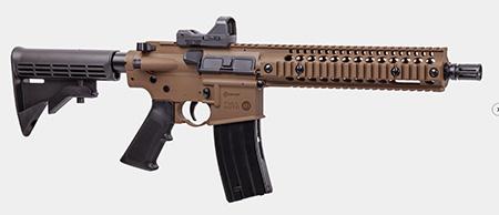 Crosman CFAR1X Full Auto R1 BB Air Rifle CO2 177 B