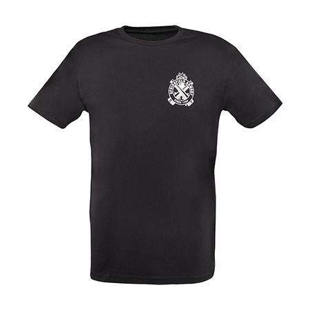 Springfield Armory GEP16563X Logo Crest Mens T-Shi