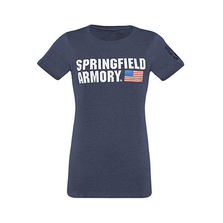 Springfield Armory GEP1661L American Flag Ladies T
