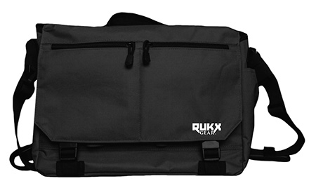 Rukx Gear Business Bag Concealed Carry Black