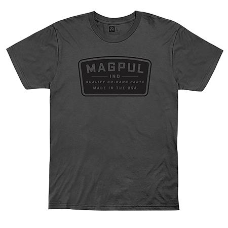 Magpul Go Bang Parts T-Shirts Charcoal Gray Medium