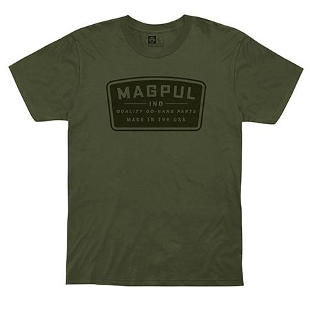 Magpul Go Bang Parts T-Shirts Olive Drab Large Sho