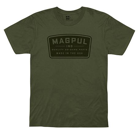 Magpul Go Bang Parts T-Shirts Olive Drab XL Short