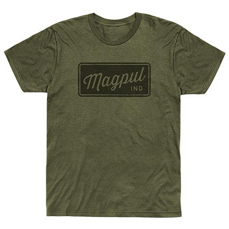 Magpul Rover Block T-Shirt OD Green Heather 3XL Sh
