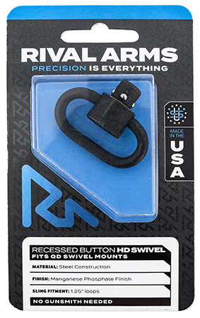 Rival Arms RA-RA92S2B HD Swivel Black Manganese Ph