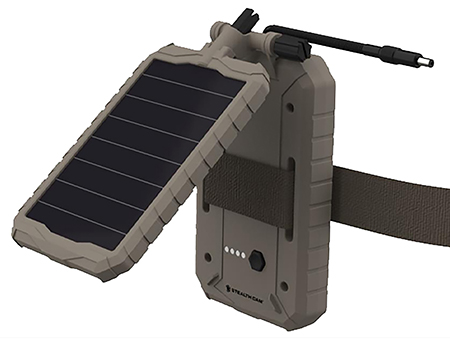 Stealth Cam STC-SOLP3X Solar Battery Pack Tan