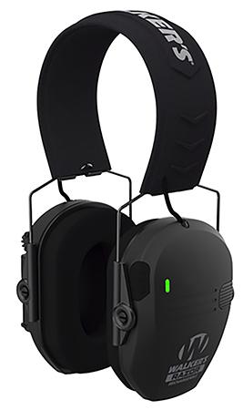 Walker's Razor, Electronic Earmuff, Black GWP-RSEM