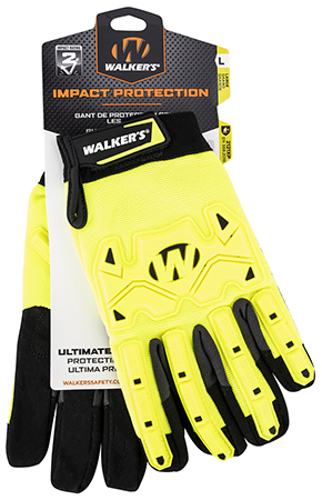 Walker's GWP-SF-HVFFIL2-SM Impact Protection Glove