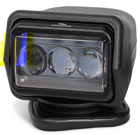Cyclops CYC-LBSWLREM 360 Degree Spotlight w/Remote