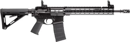 Primary Weapons M114RA1B MK114 Mod 1 Semi-Auto 223 Rem/5.56 NATO 14.5 30+1 Magpul MOE Black Stk Black in.