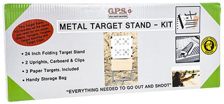 Birchwood Casey 2395MTSKIT Metal Target Stand Targ