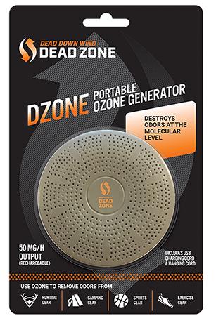 Dead Down Wind 30637 Dead Zone Portable Ozone Gene