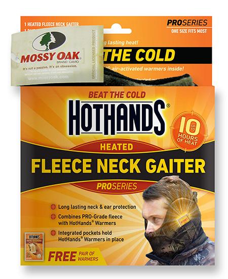 HotHands NECKGAITMO Pro Series Neck Gaiter Fleece