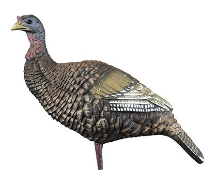 Higdon Outdoors 63111 Hard Body Upright Hen Turkey