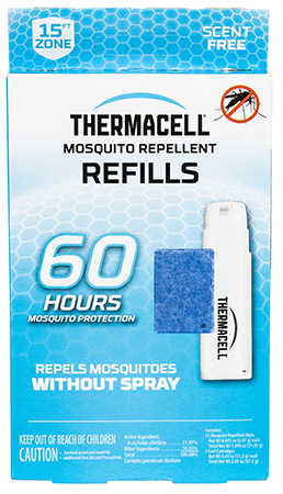 Thermacell RB5 Repellent Refill Effective 15 ft Od