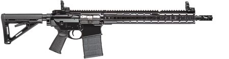 Primary Weapons M216RC1B MK216 Mod 1 Semi-Automatic 308 Winchester 16 20+1 Magpul MOE Black Stk Black in.