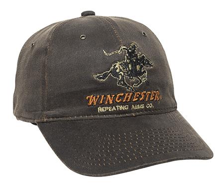 Outdoor Cap WIN23A Winchester Cap Cotton Dark Brow