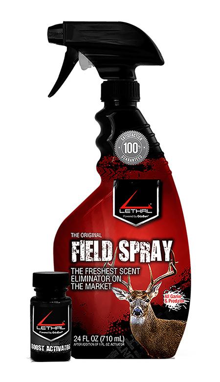 Lethal 97176731ZC New Field Spray Scent Eliminator