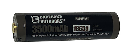 Barebone Outdoors BO33500R BOE-3500R Rechargeable