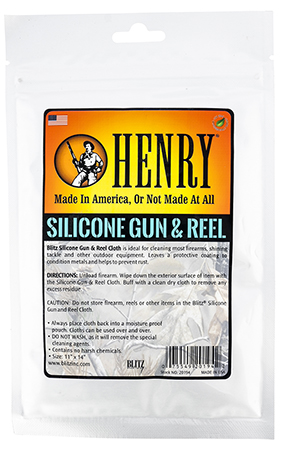 Henry 20194PC Gun and Reel Cloth Blitz Treated Cot