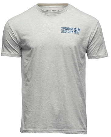 Springfield Armory GEP7124M American Flag Mens T-S