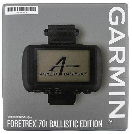 Garmin Foretrex 701 Ballistic Edition, GPS, WW, 01
