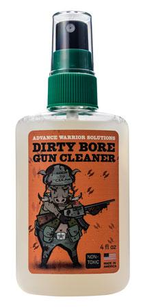 Advance Warrior Solutions  Bore Gun Cleaner Gun Cleaner  Bore Gun Cleaner Gun 4 oz