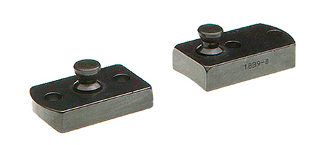 B-Square 1856 Lynx Stud Base For Browning A-Bolt 2-Piece Style Stainless Steel Finish