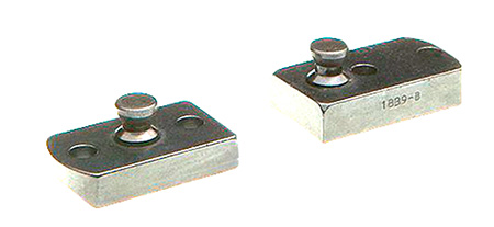 B-Square 2338 Lynx Stud Base For Savage 10 - 16 RH|LH Short Action 2-Piece Style Stainless Steel Finish