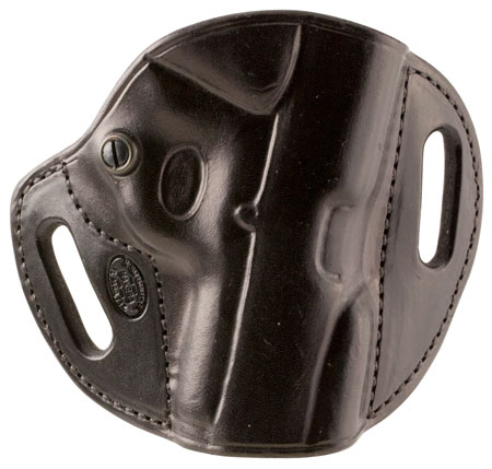 El Paso Saddlery C19114RB Crosshair 1911 4.5 Barrel Commander Leather Black in.