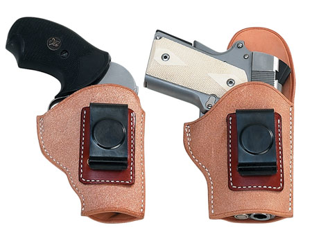El Paso Saddlery EBGARR EZ Carry S&W Full Size|Compact M&P Leather Russet