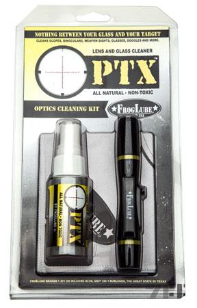 FrogLube 15254 Optx Lens Cleaning Kit 1 Kit 3