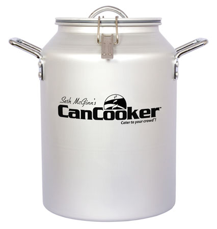 CAN COOKER INC CC-001 Original 4 Gallon Can Cooker Stainless