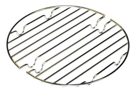 CAN COOKER INC RK-003 Cooking Rack Stainless Steel